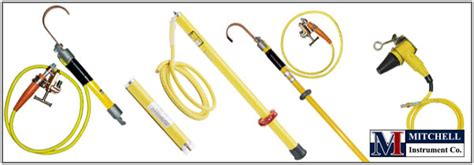 high voltage capacitor discharge probe shorting probes capacitive discharge tools mitchell instrument company