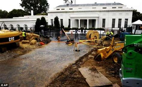 White House Bunker by Is Obama Building A Bunker The White House Now