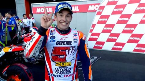 Mgp Marquez 15 Tx never say never marquez takes the crown in motegi drama trackday hub