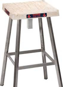 Baseball Base Bar Stools Major League Baseball Bar Stool By Tokens Icons Eco