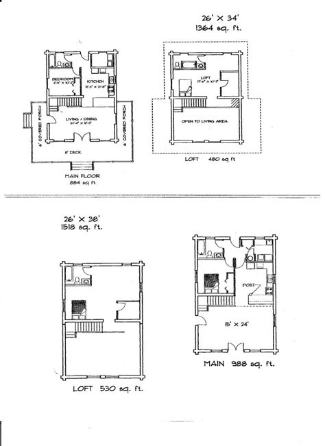 20 x 20 house floor plans home deco plans 20 x 24 garage plans 20 x 24 one room cabin floor plans