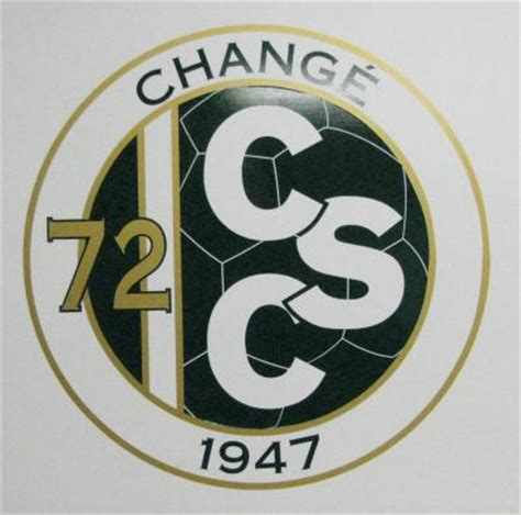 edit football logo football club sportif chang 233 ville de chang 233