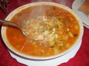 soupe au pistou l authentique recette de soupe au