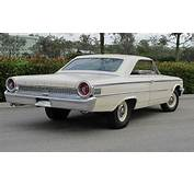 1963 Ford Galaxie 500 Factory Lightweight Set For Auction