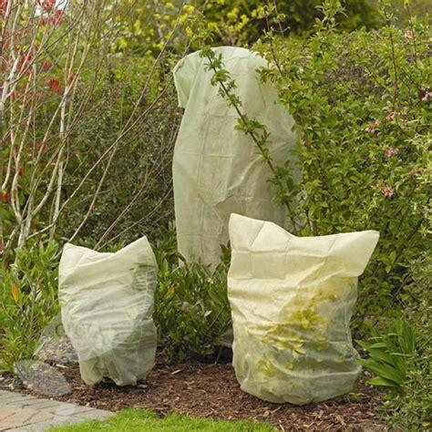 abdeckung pflanzen winter buy winter fleece plant covers delivery by crocus
