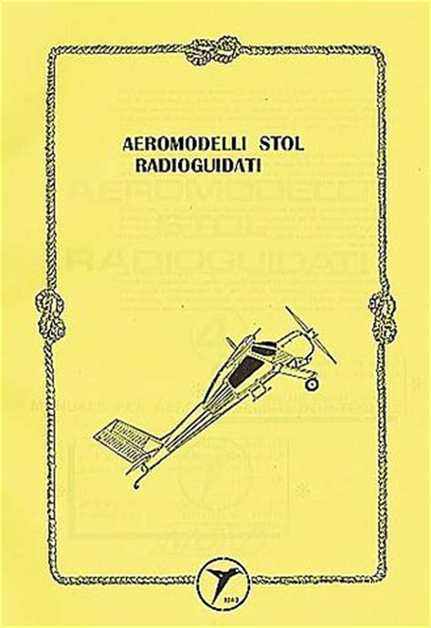 aeromodelli di carta volanti aeromodelli stol radioguidati