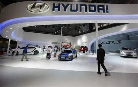 hyundai motor hyundai motor records 10 per cent rise in quarterly net