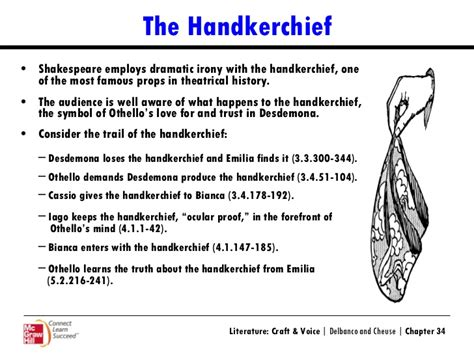 The Handkerchief In Othello Quotes