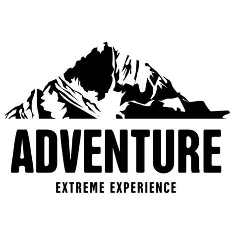 adventure travelling emblem transparent png svg vector