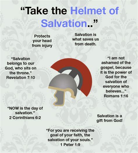 helmet of salvation craft template image gallery helmet of salvation