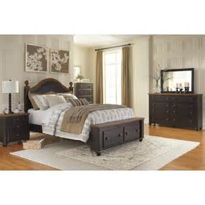 Ashley Bedroom Furniture Signature Design By Ashley Maxington Queen Bedroom Group