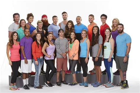amazing race the amazing race 29 meet the cast of complete strangers