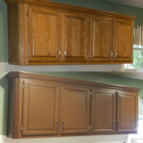 rustoleum for kitchen cabinets home makeover rustoleum cabinet transformation home and