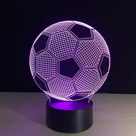 novelty lighting 3d football light promotion shop for promotional 3d