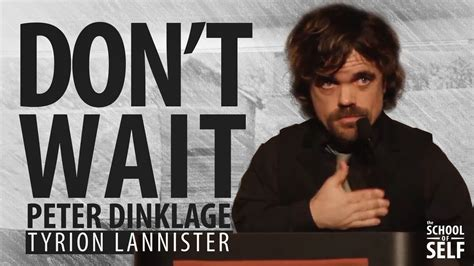 game of thrones actor university peter dinklage tyrion lannister inspiring speech quot don t