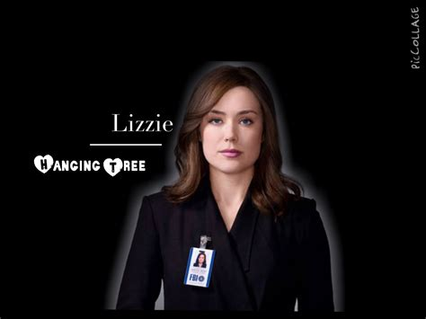 lizzy from black list hair the blacklist lizzie the hanging tree youtube