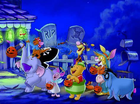imagenes de halloween de winnie pooh winnie the pooh halloween wallpaper wallpaperlepi