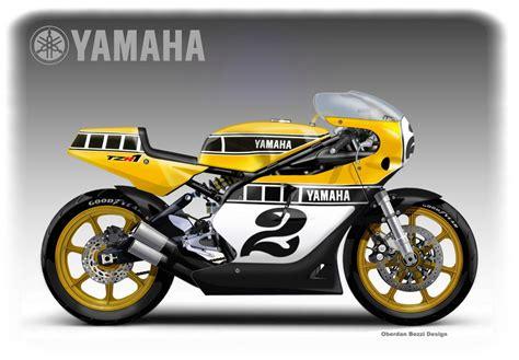 Tshirt Honda Ii yamaha tzr 1 king kenny concept mcn