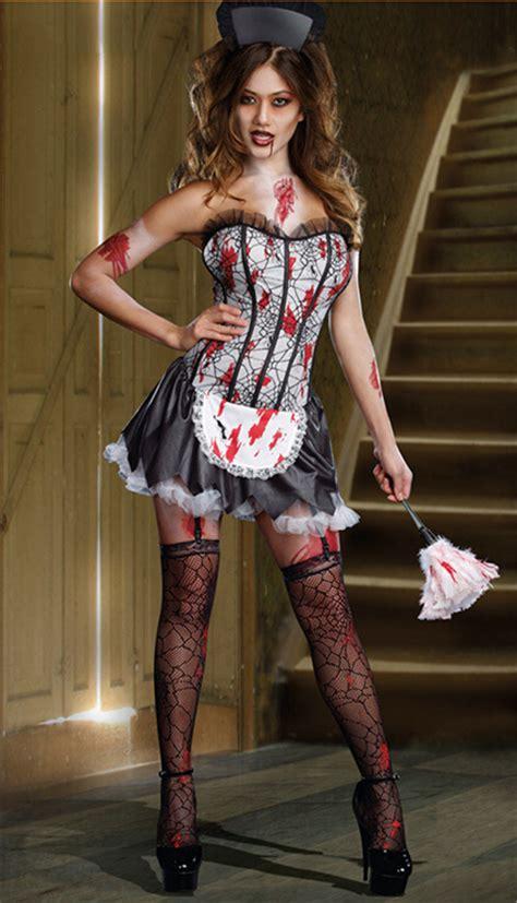 Baju Fashion Costume Kostum Anime Ririchiyo Dress aliexpress buy costume fancy dress rocky horror killer