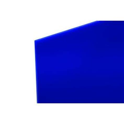 48 in x 96 in x 118 in blue acrylic sheet ca2114blu