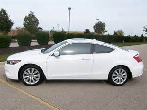 L For Sale by This Is The Only White 2008 Honda Accord Coupe Ex L For