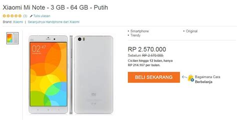 Merk Hp Xiaomi Dengan Kamera Terbaik harga smartphone hp android ios kamera terbaik 2 juta