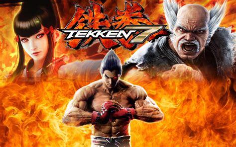 imagenes full hd tekken titan to publish tekken 7 tie in comic series hey poor