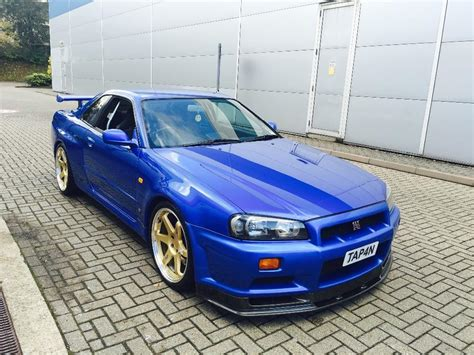 nissan skyline r34 engine used nissan skyline r34 2 6 gtr for sale in herts
