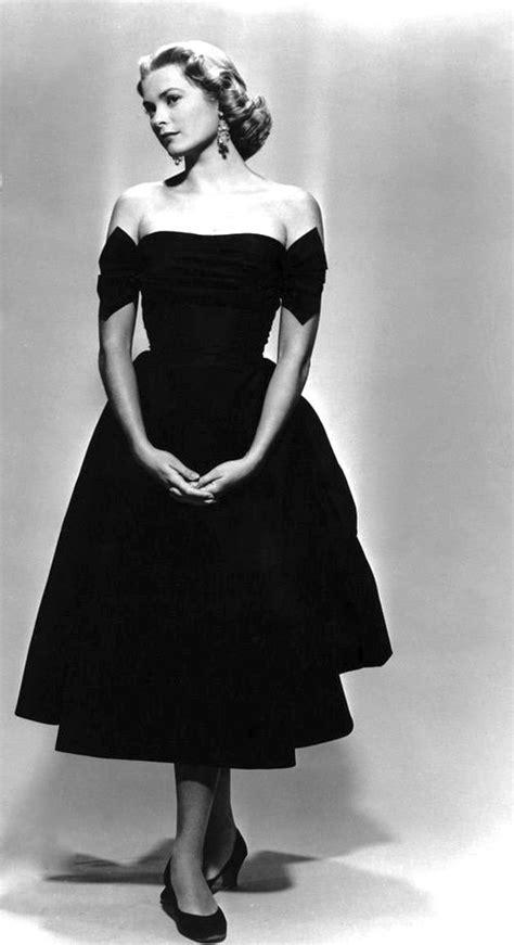 Grace Syari Black by Grace 1950s Fashion Black Cocktail Dress Skirt