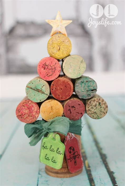 cork christmas tree 12 diy wine cork crafts shelterness