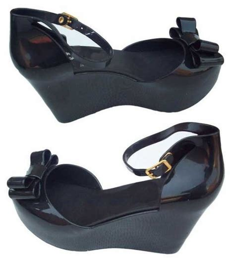Jelly Wedges Only Creme poppindaisy