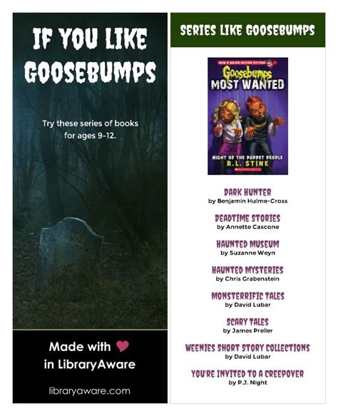 printable goosebumps bookmarks 1000 images about bold bookmarks made in libraryaware on