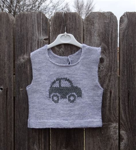 Boogybaby Sleeveless Boy 18 24 knit vest toddler top aftcra