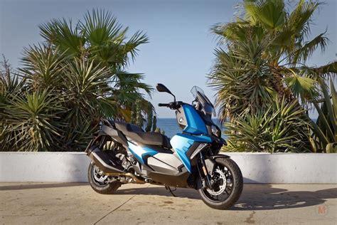 Motorrad Online Eicma 2018 by Eicma 2018 Bmw C400x Motorscooter Kort Snel En Actueel