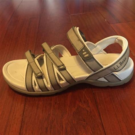 llbean sandals 50 l l bean shoes s ll bean sandal size 8