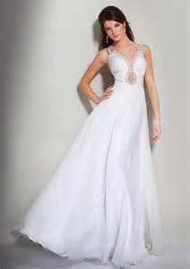 white evening dresses plus size style