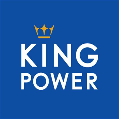 king power king power logo iron on transfers king power logo