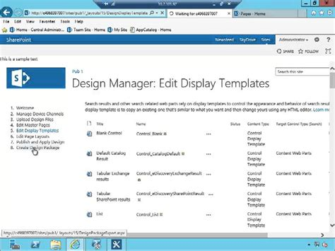design editor unavailable how to use sharepoint 2013 design manager to package your