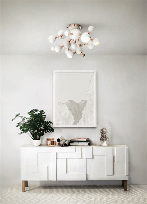 how to go minimalistic with white interior design ideas