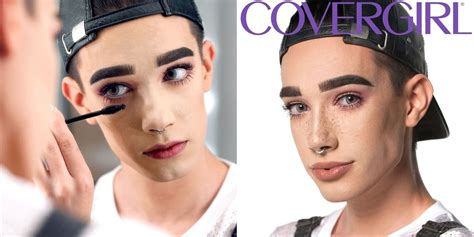 Makeup Covergirl covergirl names charles spokesmodel the