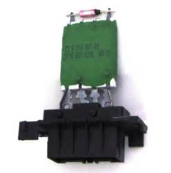Common Faults With Fiat Punto Fix Your Fiat Grand Punto Heater Blower Resistor Problem
