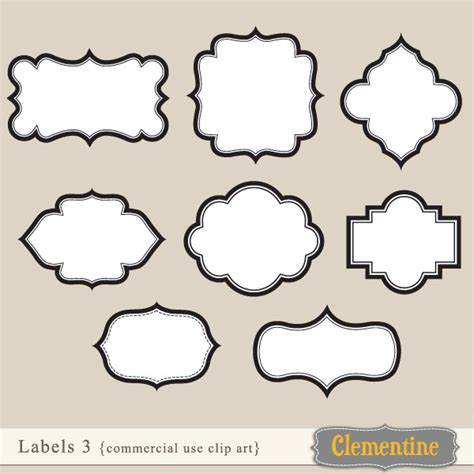 quatrefoil card template free quatrefoil shape cliparts free clip