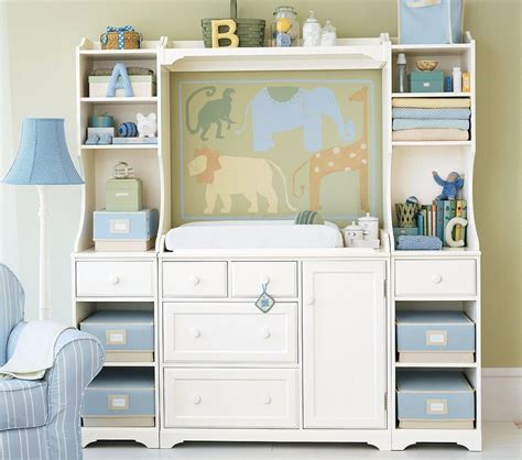 Baby Nursery Changing Tables Furniture Images About Nursery On Gutter Bookshelf And