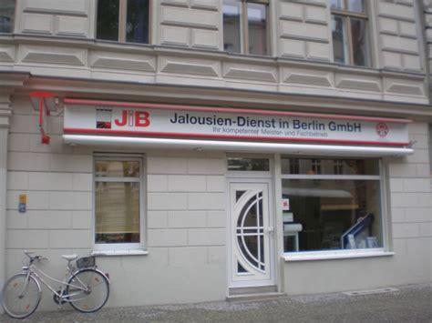 jalousien berlin sonnenschutz jalousien markisen rolll 228 den rollos