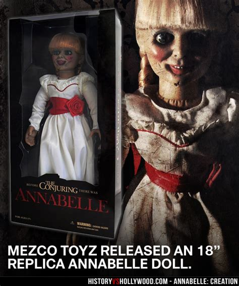 the annabelle doll story annabelle doll haunted house 2 www pixshark images