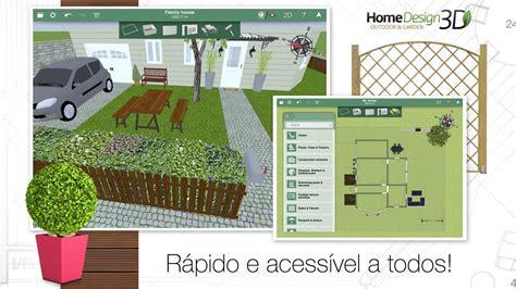 Exterior Home Design App Android Home Design 3d Outdoor Garden