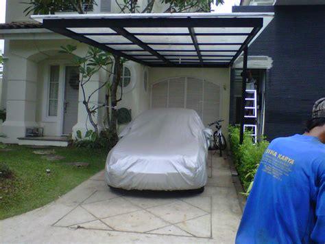 canopy carport,kanopi: BINA KARYA FOTO/GAMBAR CANOPY