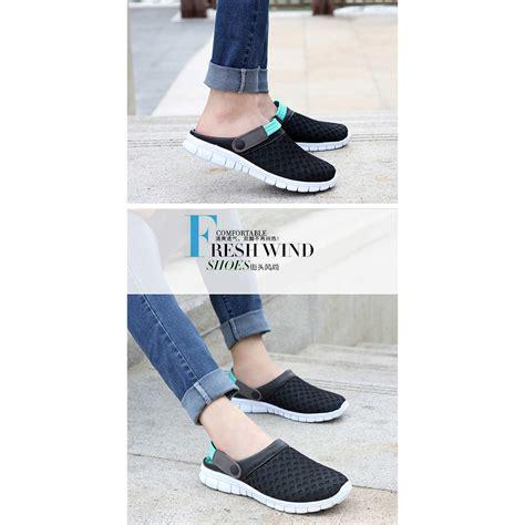 Sepatu Santai Chuanxiu A 37 sepatu sandal slip on santai pria size 37 blue jakartanotebook