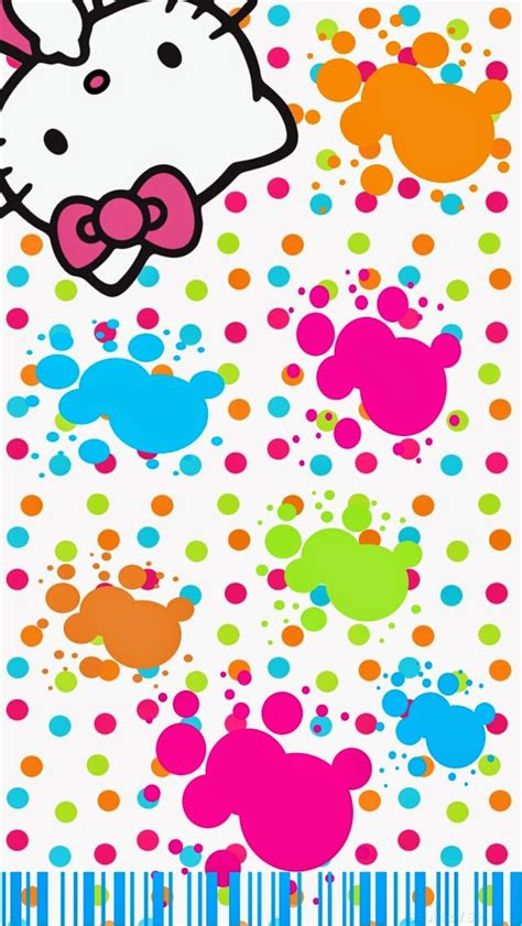 hello kitty themes for myphone rio fun dazzle my droid freebie kitty full of color wallpaper