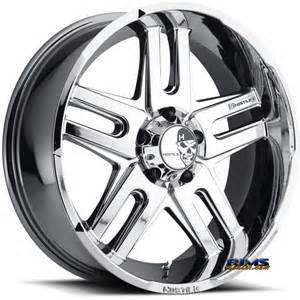 Chrome Wheels And Tire Packages For Trucks Hostile Truck Wheels H104 Pvd 5 Rims And Tires